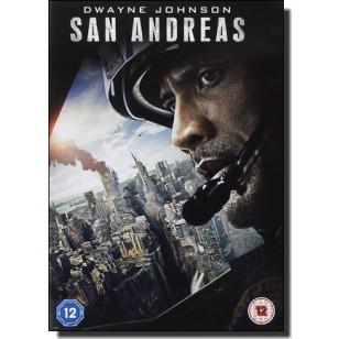San Andreas [DVD]