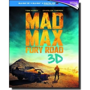 Mad Max: Fury Road [2D+3D Blu-ray]