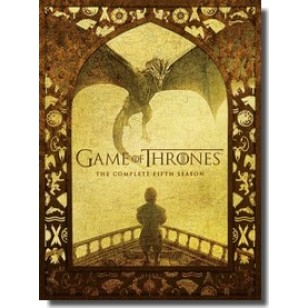 Game of Thrones - Season 5 [5DVD]