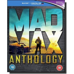 Mad Max Anthology [5Blu-ray]