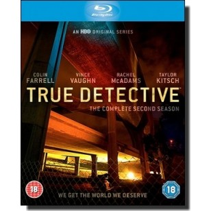 True Detective: Season 2 [3Blu-ray]