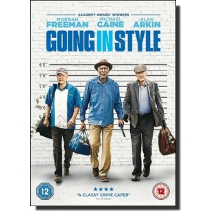 Going in Style [DVD]
