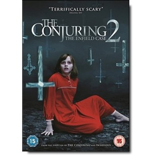 The Conjuring 2: The Enfield Case [DVD]