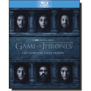 Game of Thrones - Season 6 [4Blu-ray]