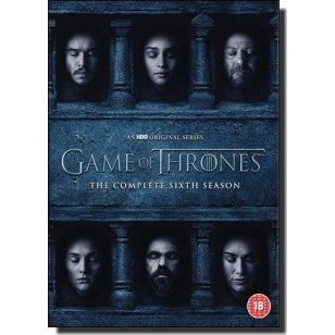 Game of Thrones - Season 6 [5DVD]