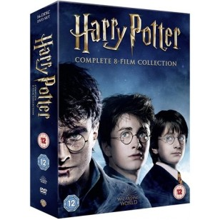 Harry Potter - Complete 8-Film Collection [16DVD]