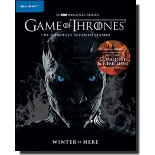 Game of Thrones - Season 7 [4Blu-ray]