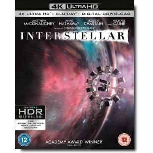 Interstellar [4K UHD+Blu-ray+DL]