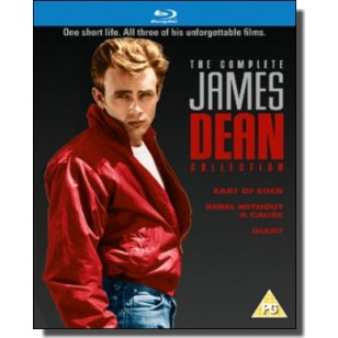 The Complete James Dean Collection [3x Blu-ray]