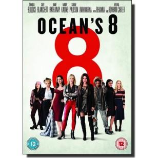 Ocean's 8 [DVD]