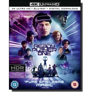 Ready Player One [4K UHD+Blu-ray+DL]