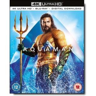 Aquaman [4K UHD+Blu-ray+DL]