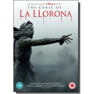The Curse of la Llorona [DVD]