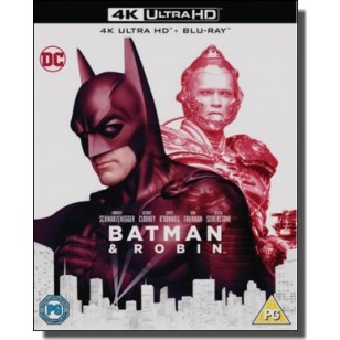 Batman & Robin [4K UHD+ Blu-ray]