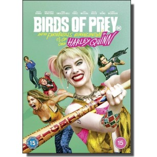 Birds of Prey: And the Fantabulous Emancipation of One Harley Quinn [DVD]