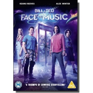 Bill & Ted Face the Music [DVD]