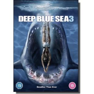 Deep Blue Sea 3 [DVD]