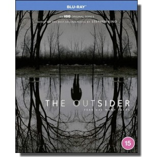The Outsider: The First Season [3x Blu-ray]