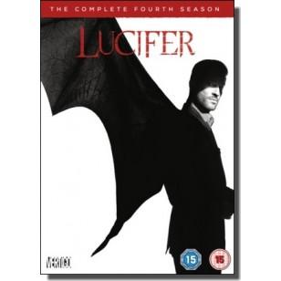 Lucifer: Season 4 [2DVD]
