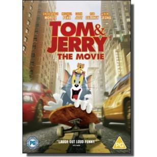 Tom & Jerry: The Movie [DVD]