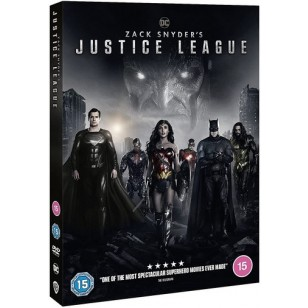 Zack Snyder's Justice League [2x DVD]