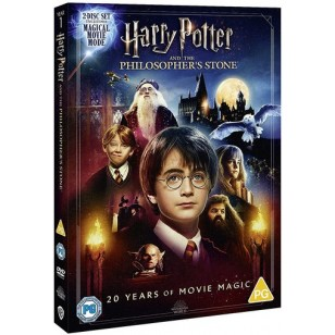 Harry Potter and the Philosopher's Stone [20th Anniversary Edition] [2x DVD]