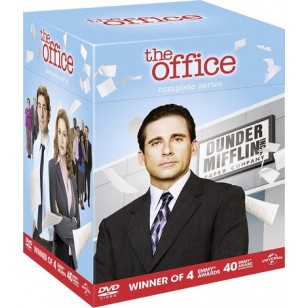 The Office: An American Workplace - Seasons 1-9 Complete [DVD]