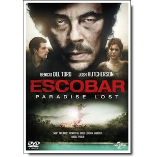 Escobar: Paradise Lost [DVD]
