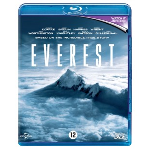 Everest [3D Blu-ray]