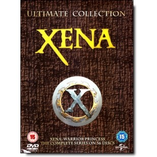 Xena Warrior Princess - The Ultimate Collection [36DVD]