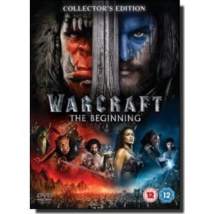 Warcraft: The Beginning [DVD]