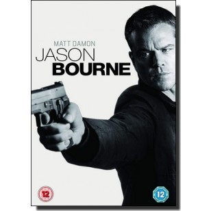 Jason Bourne [DVD]