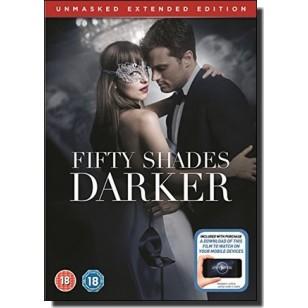 Fifty Shades Darker [DVD]