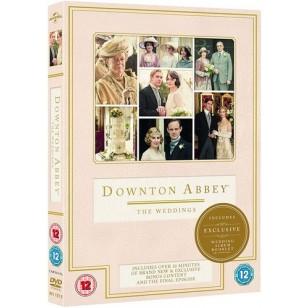 Downton Abbey: The Weddings [3DVD]