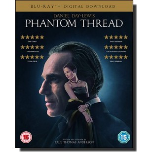 Phantom Thread [Blu-ray+DL]