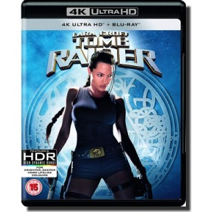 Lara Croft - Tomb Raider [4K UHD+Blu-ray]