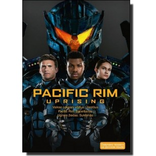Pacific Rim Uprising [DVD]