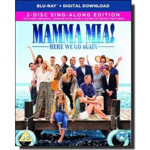 Mamma Mia! Here We Go Again [Blu-ray+DL]
