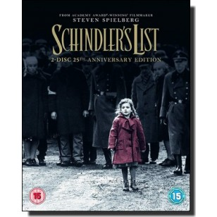 Schindler's List [25th Anniversary Edition] [3Blu-ray]