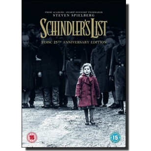 Schindler's List [25th Anniversary Edition] [3DVD]