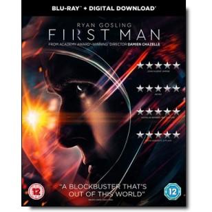 First Man [Blu-ray+DL]