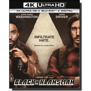 BlackkKlansman [4K UHD+Blu-ray+DL]