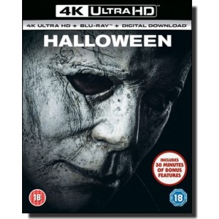 Halloween [4K UHD+Blu-ray+DL]