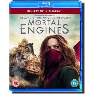 Mortal Engines [2D+3D Blu-ray]
