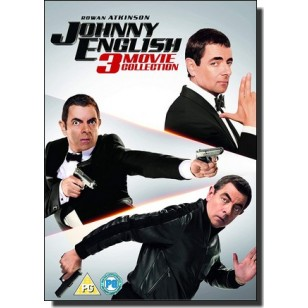 Johnny English: 3 Movie Collection [3DVD]