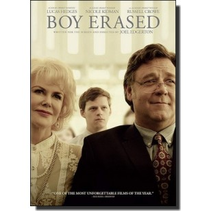 Boy Erased [DVD]