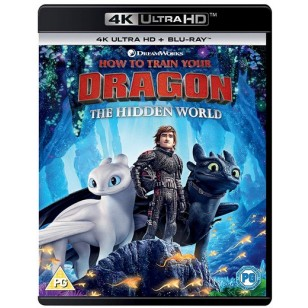 How to Train Your Dragon: The Hidden World [4K UHD+Blu-ray+DL]