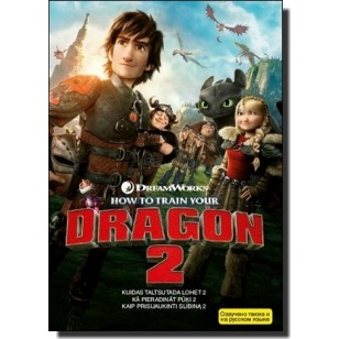 Kuidas taltsutada lohet 2 | How to Train Your Dragon 2 [DVD]