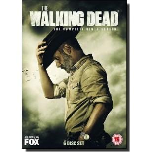 The Walking Dead: The Complete Ninth Season [6DVD]
