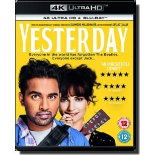 Yesterday [4K UHD+Blu-ray]